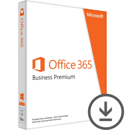 MICROSOFT Office 365 Business Premium PKC