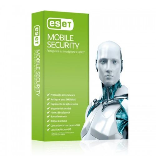 ESET Mobile Security 1PC/1rok pre Android