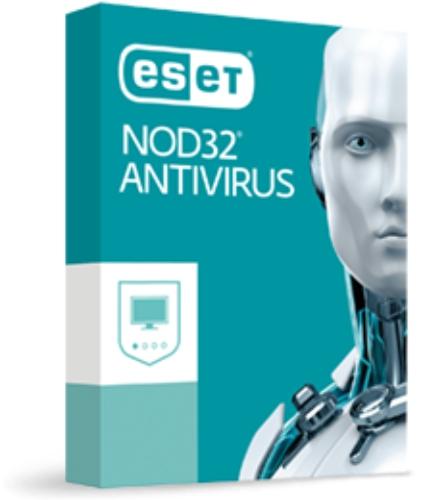 ESET NOD32 Antivirus 1PC/1rok