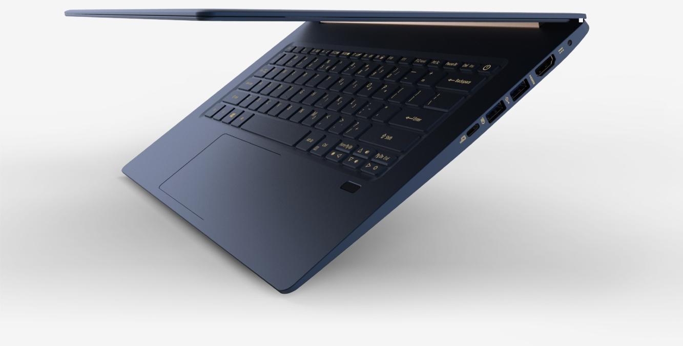 Profesionálny notebook Acer Swift 5 Pro