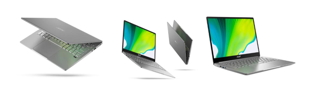Novinky notebook Acer Swift 3