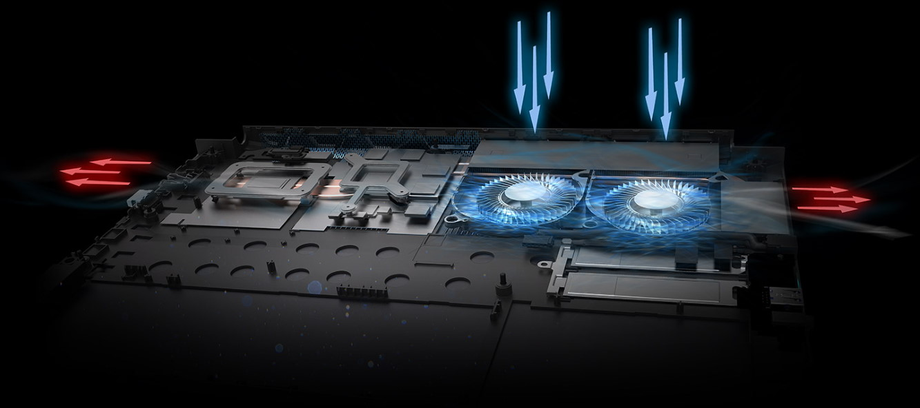 Herný notebook Acer Predator Triton 300