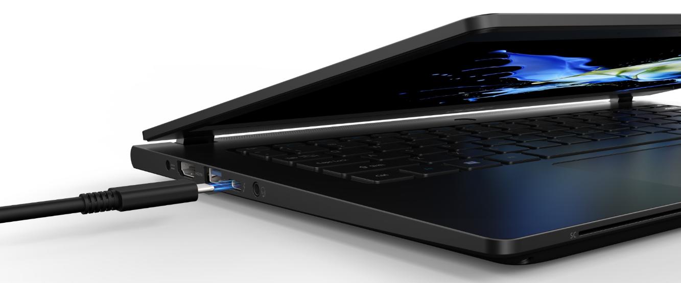 Profesionálny notebook Acer TravelMate P6