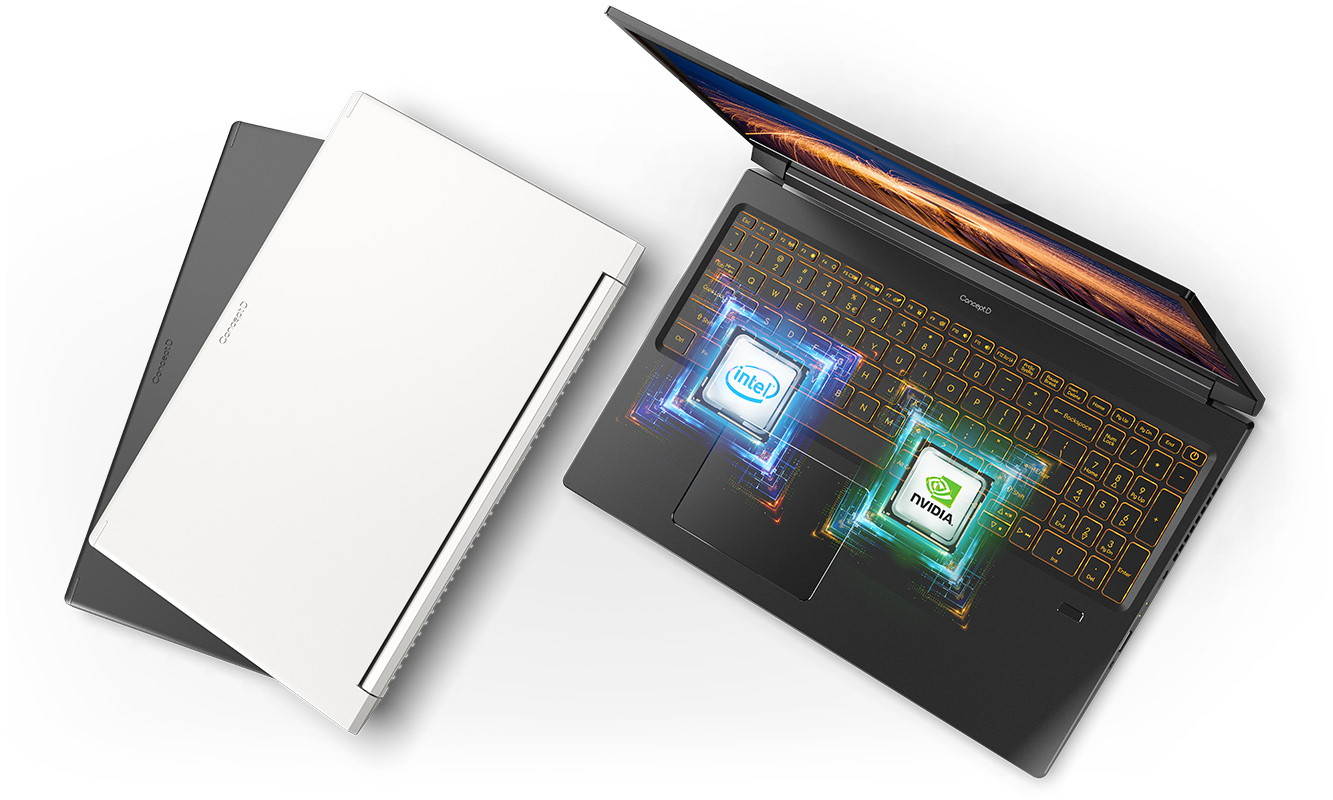 Profesionálny notebook Acer ConceptD 3