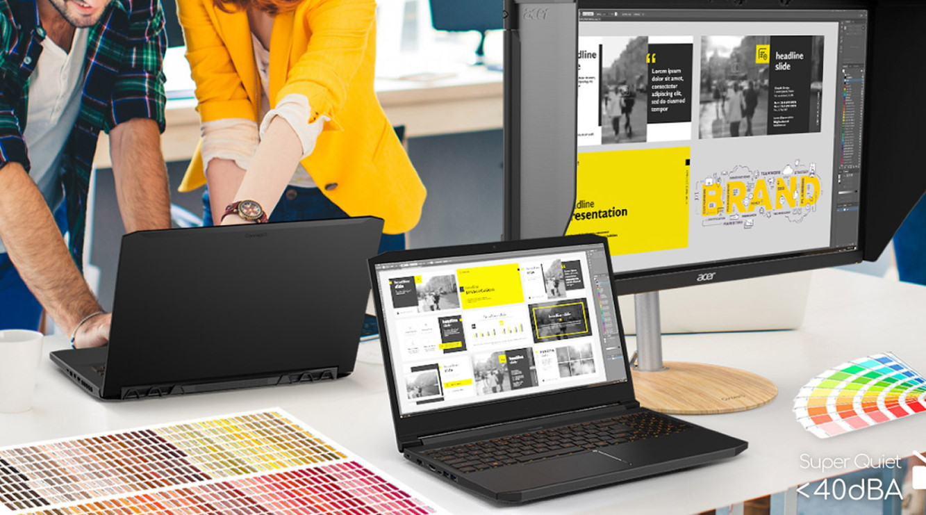 Profesionálny notebook Acer ConceptD 5