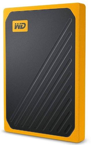 Externý disk My Passport GO 1TB USB 3.0