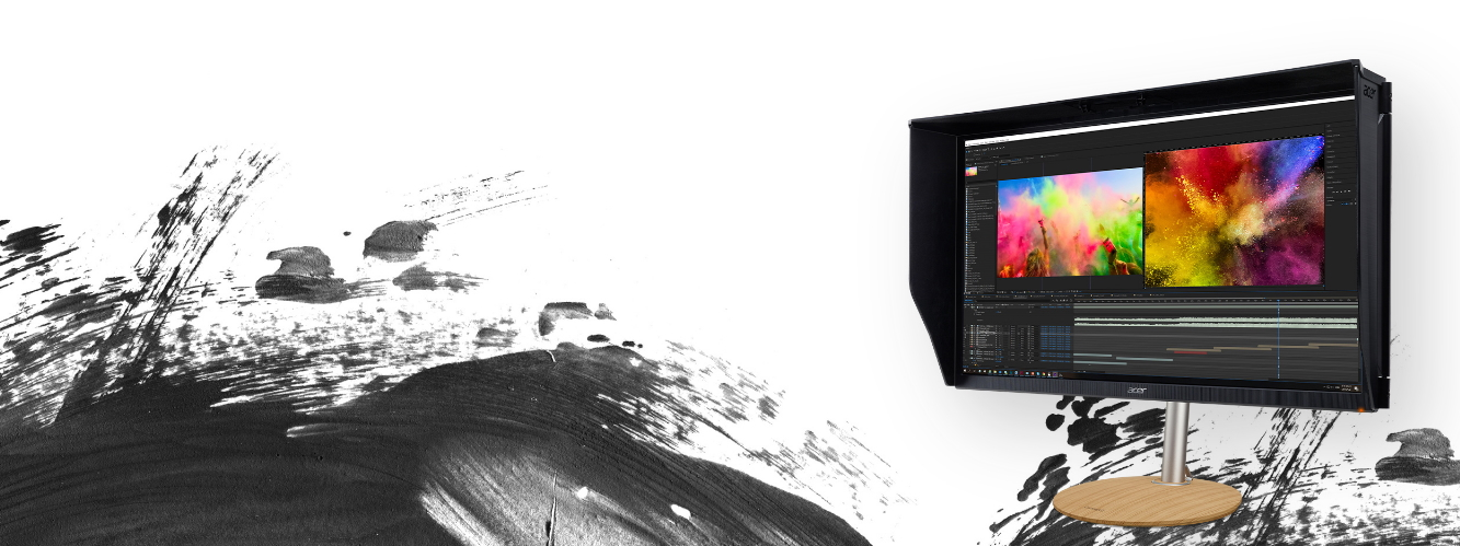 Profesionálny monitor Acer ConceptD CP7
