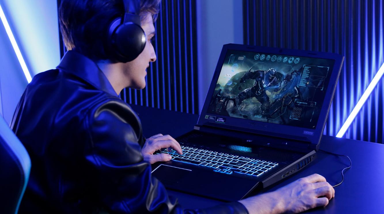 Notebook Acer Predator Helios 700