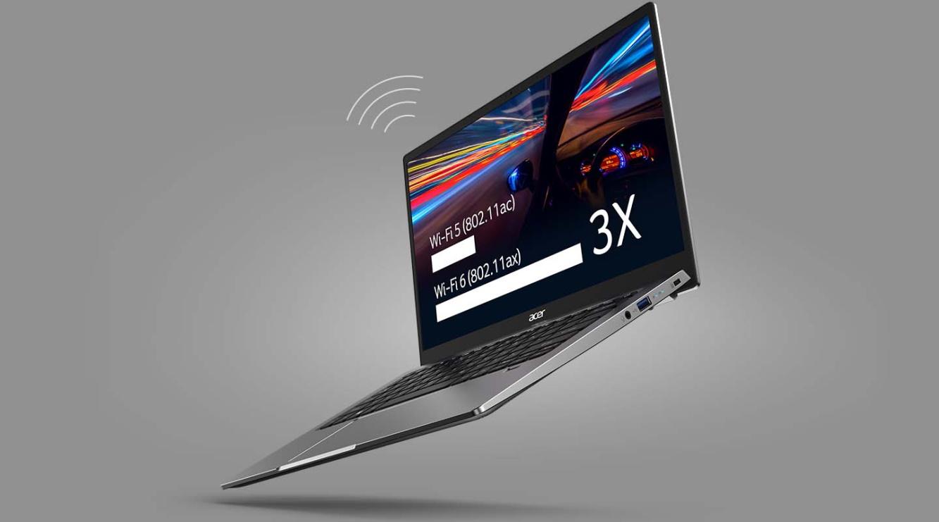 Štýlový notebook Acer Swift 1