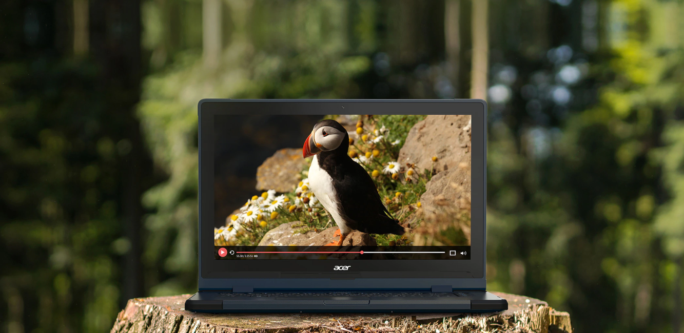 Odolný notebook Acer Enduro Urban N3