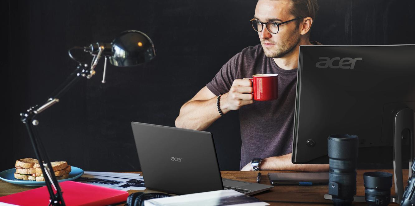 Štýlový Notebook Acer Aspire 5