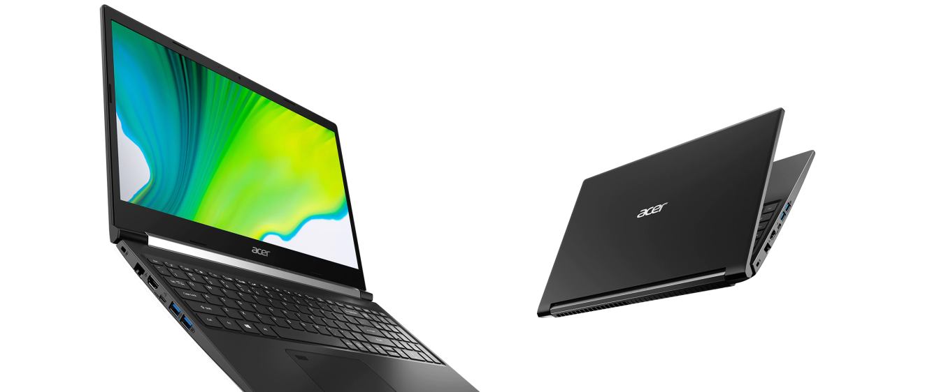 Notebook Acer Aspire 7