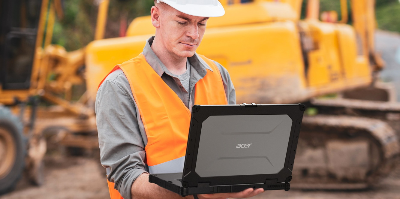 Odolný notebook Acer Enduro Urban N7