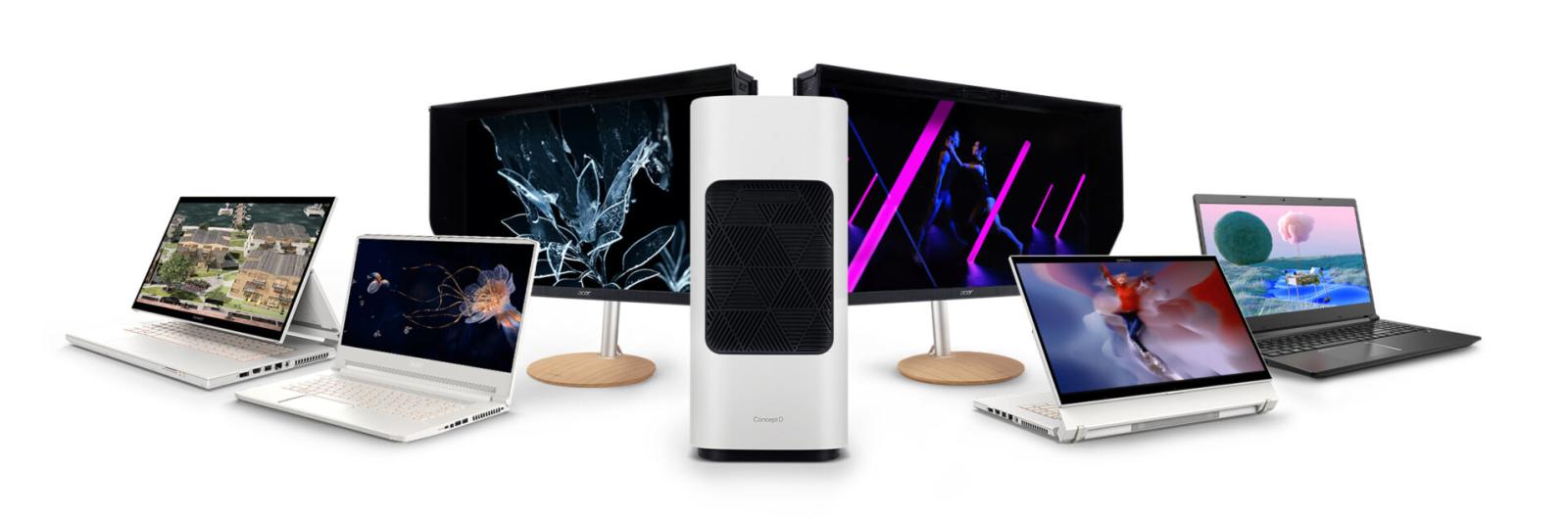 Acer Obohatil Svoje Portfólio O Nové Zariadenia