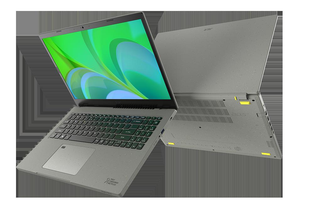 Prvý Udržateľný Notebook Acer Aspire Vero