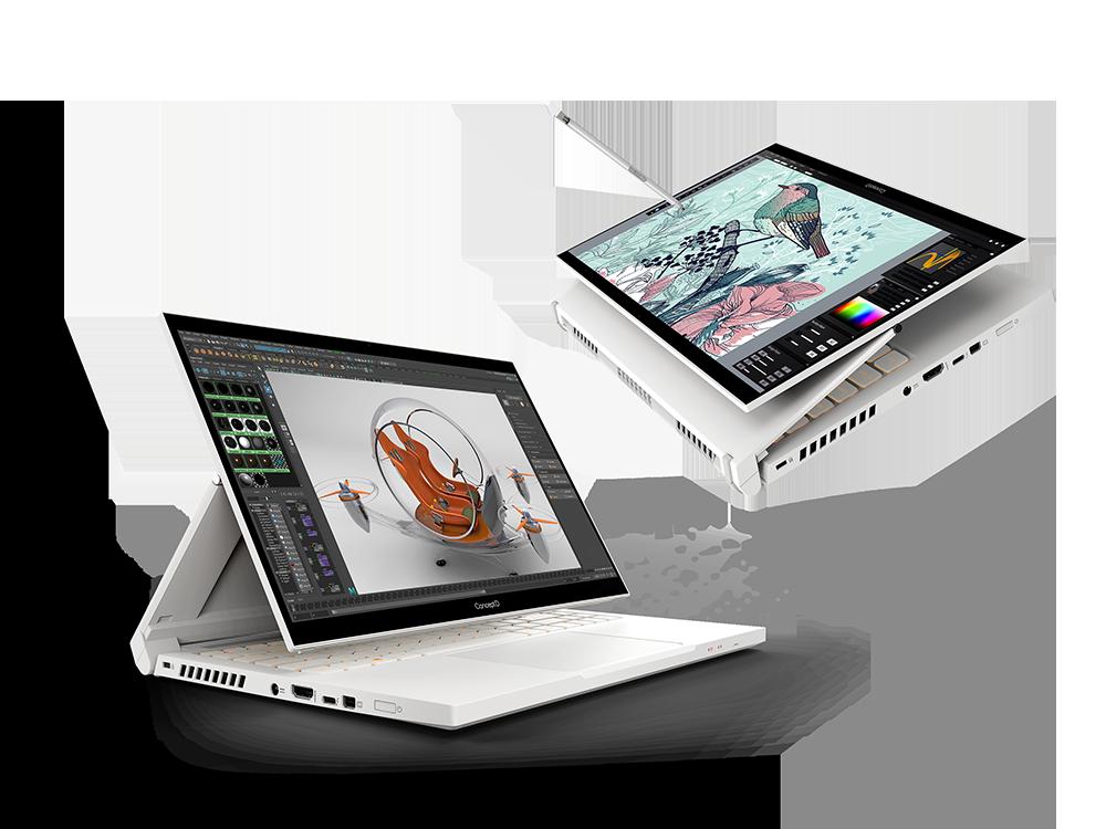 Profesionálny Notebook Acer ConceptD 3 Ezel Pro