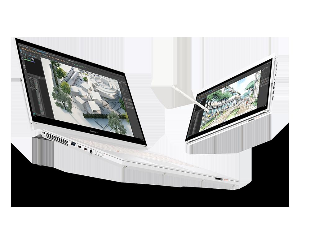 Profesionálny Notebook Acer ConceptD 7 Ezel Pro