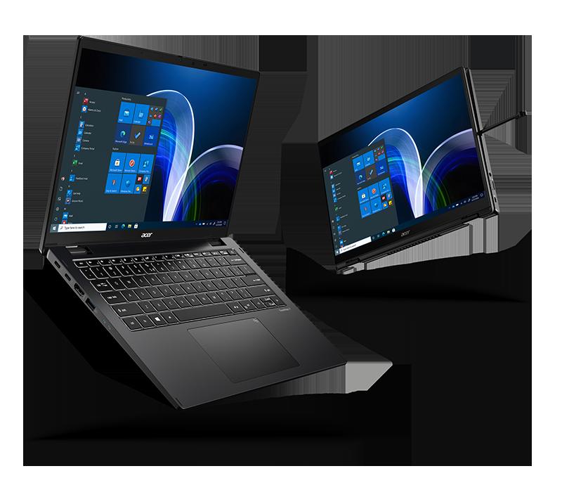 Profesionálny Notebook Acer TravelMate P6 Spin