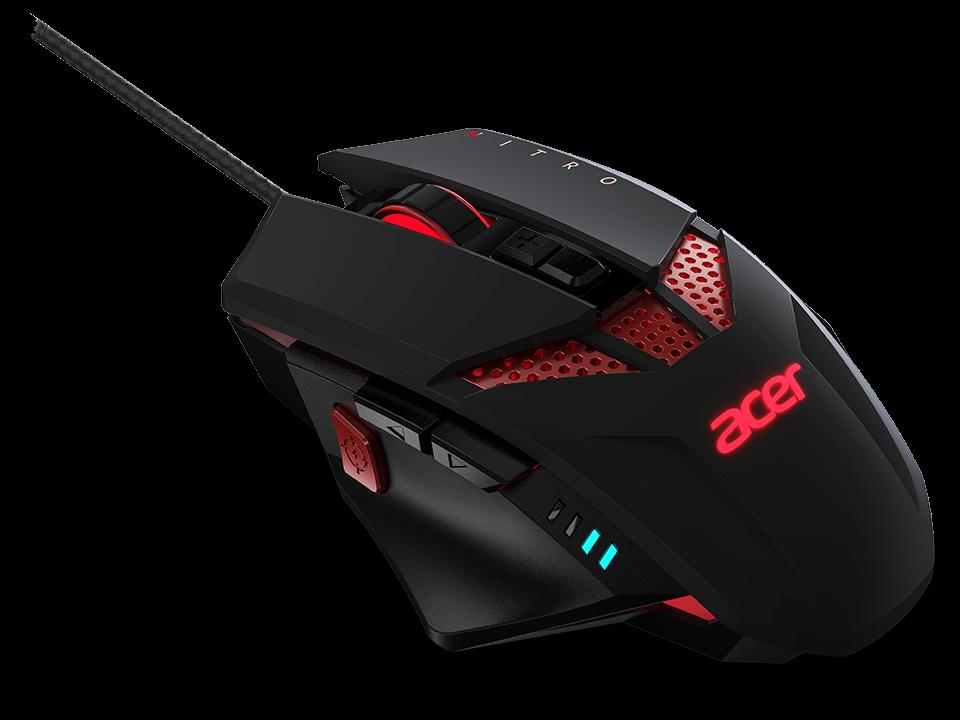Herná Myš Acer Nitro