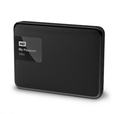 "Western Digital Externý disk 2.5"" My Passport Ultra 2TB USB"