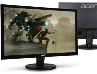 ACER Základné monitory K2
