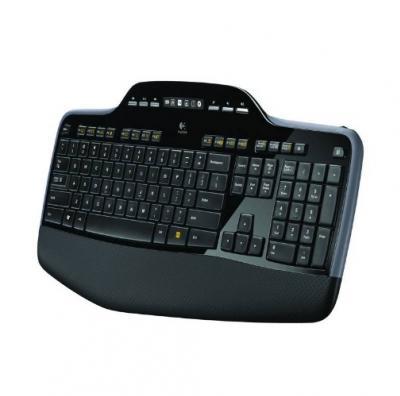 LOGITECH MK710 Wireless Desktop set klávesnica a myš EN