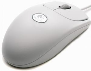 LOGITECH RX250 Optical Mouse