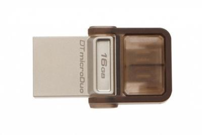 KINGSTON 16GB DT MicroDuo USB 2.0 OTG