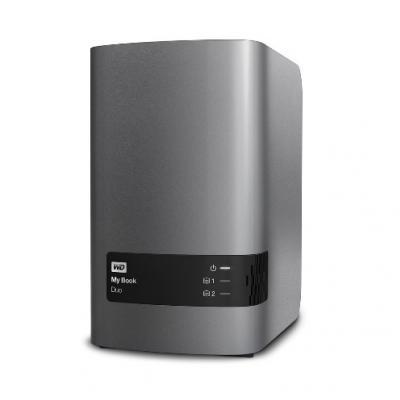 """Western Digital Externý disk 3.5"""" My Book Duo 4TB USB 3.0"""