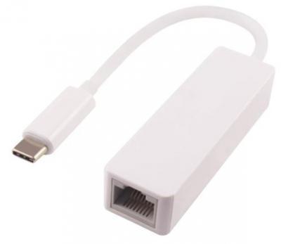 OEM USB C 3.1 - RJ-45 redukcia