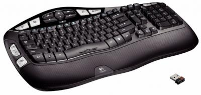 LOGITECH K350 Wireless Keyboard CZ