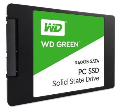 Western Digital SSD 240GB Green series Sata3