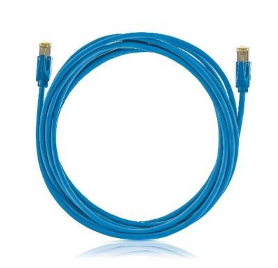 SOLARIX Patch kábel CAT5E SFTP PVC 20m modrý