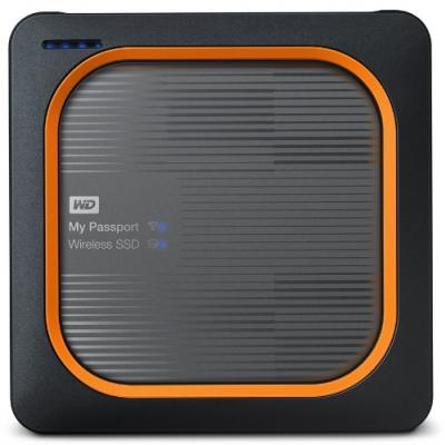 Western Digital Externý disk My Passport Wireless SSD 500 GB