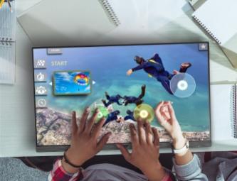 ACER Dotykové monitory  UT1