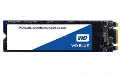 Western Digital SSD M.2 250GB Blue 3D NAND