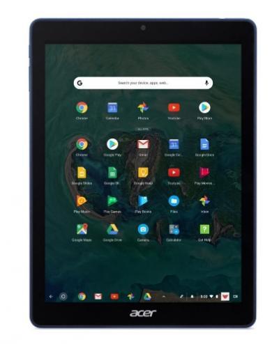 ACER Chromebook Tab 10 D651N-K9KA
