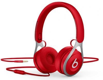 Beats On-Ear Headphones Red