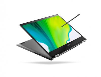 Acer predstavil notebooky Spin 5 a Spin 3 so štíhlejším dizajnom