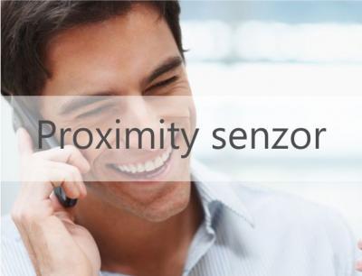 Proximity senzor