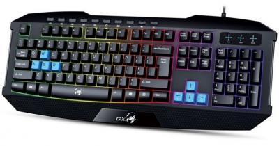 Genius KB-215 herná klávesnica CZ+SK