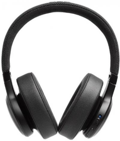 JBL Live 500 BT Headphone Black