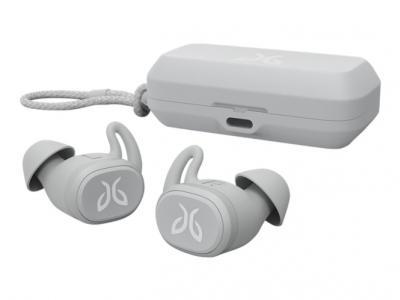 LOGITECH Jaybird Vista bezdrôtové slúchadlá sivé