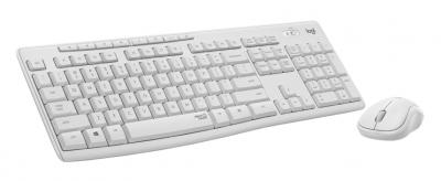 LOGITECH MK295 set klávesnica a myš UK biela