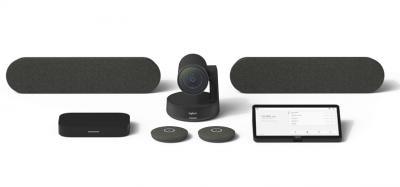 LOGITECH Room Solution súprava pre videokonferencie veľká