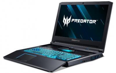 ACER Predator Helios 700 PH717-72-966X Abyssal Black
