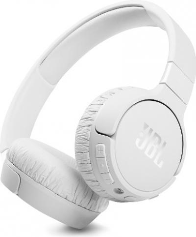 JBL Tune 660BTNC slúchadlá biele