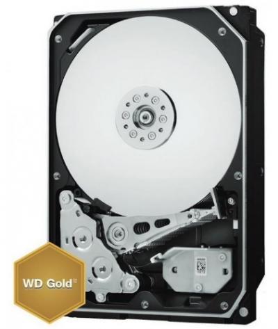 "Western Digital 3,5"" HDD 10TB Gold 256MB SATAIII"