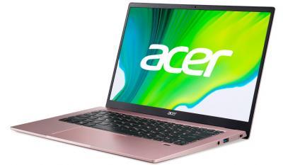 ACER Swift 1 SF114-34-P12Z Sakura Pink