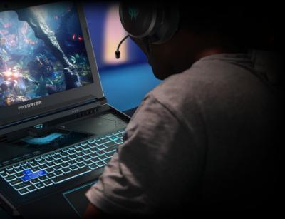 Acer predstavuje herné notebooky s 11. generáciou procesorov Intel